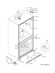 parts  ge pgssrkzass refrigerator appliancepartsproscom