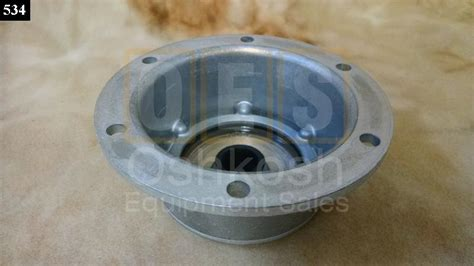 Drop Axle Bearing Covers (gear Oil Type)