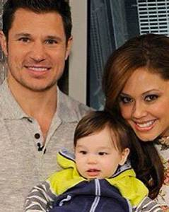 Nick Lachey and wife Vanessa Minnillo expecting their ...
