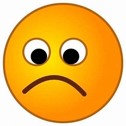 Sad Face Svg Smirc Smutek Smile Transparent