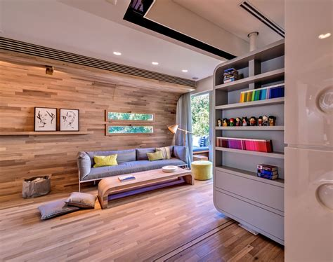 A Playful Compact Apartment In Tel Aviv Boosting Your