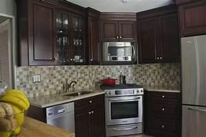 NJ Kitchen Remodeling Corner Stove Trade Mark Design