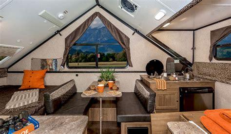 rockwood ahw camper  frame travel trailers