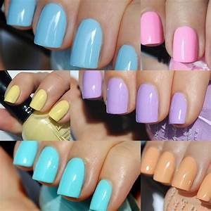 Kleancolor pastel nail polish collection! I love these ...