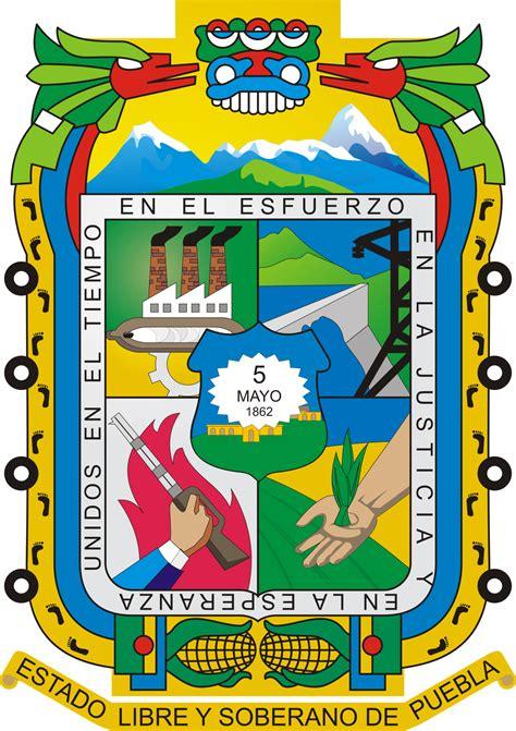 Escudo de Puebla - Wikipedia, la enciclopedia libre