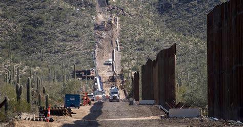 border construction national monument trump native blowing arizona american organ burial pipe site cactus sacred way india blown climbing mexico