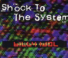 Shock To The System Billy Idol Song Wikipedia