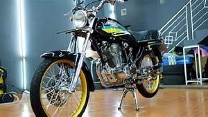 Modifikasi Honda Gl Pro Jaman Now  Motor Lawas Menolak Punah