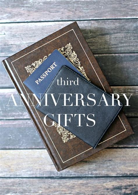3rd anniversary gift ideas for ideas 3rd anniversary gifts and gifts on