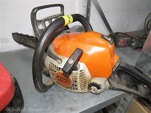 Kettensäge Stihl Benzin : benzin kettens ge stihl typ ms211 objektdetail roucka schuster betriebsverwertung gmbh ~ Orissabook.com Haus und Dekorationen