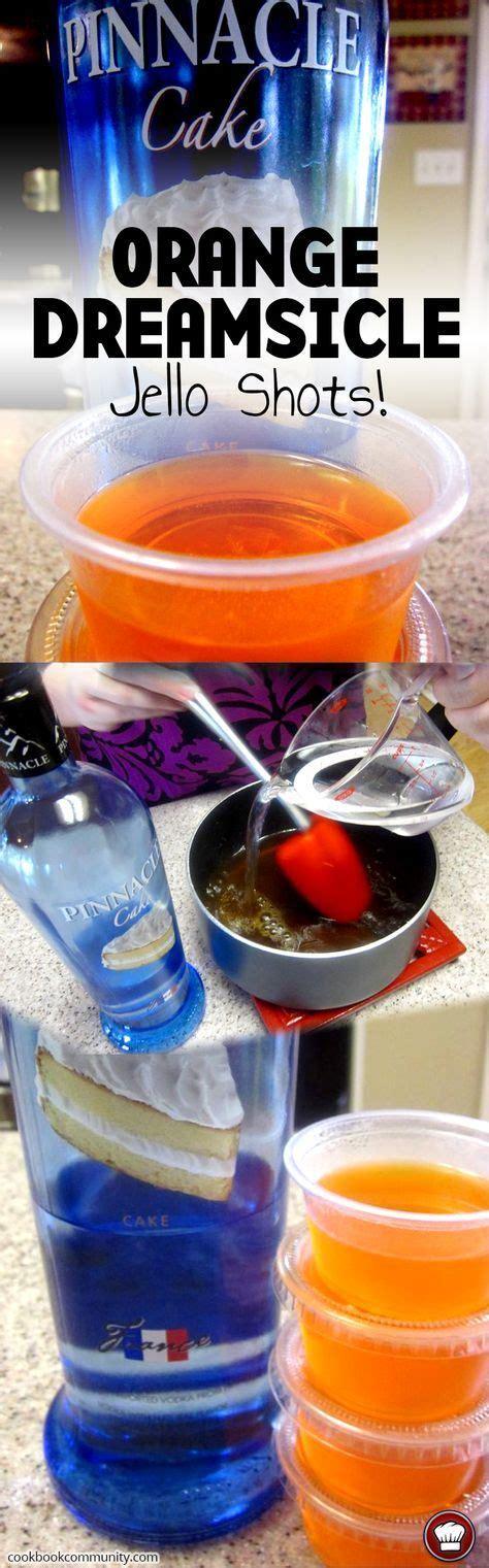 ideas  vodka jello shots  pinterest jello