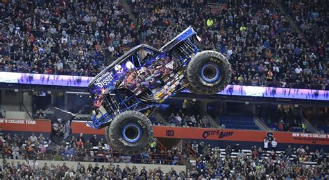 El Paso, Tx  March 34, 2018  Utep Sun Bowl  Monster Jam