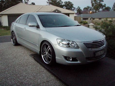 Toyota Camry Modification by Bondie01 2007 Toyota Camry Specs Photos Modification