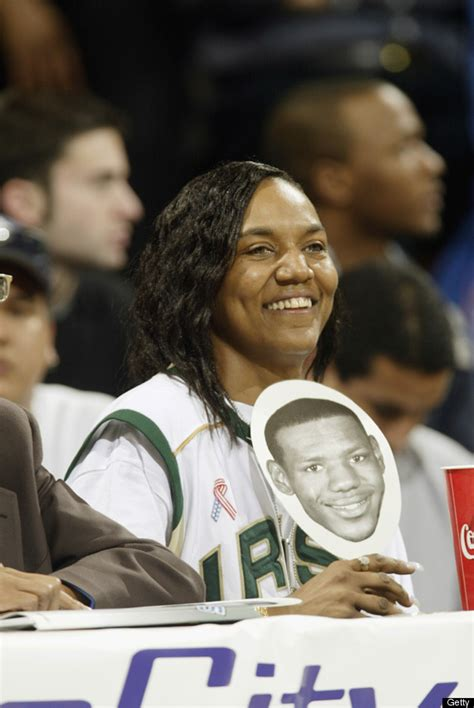 \\it was the hardest decision i'd made in my life,\\ says gloria, now in her 40s. Gloria James PICTURES: Photos Of LeBron James' Mom   HuffPost