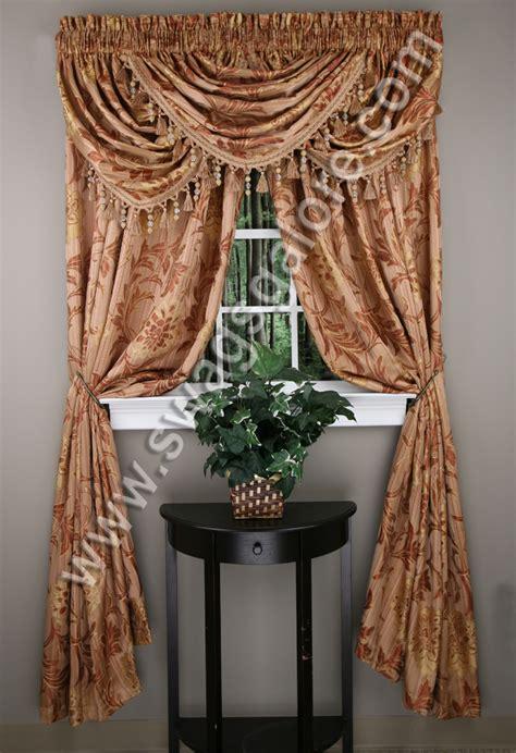 jacquard panel burgundy luxury home textiles curtains