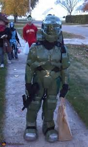 Halo Master Chief Costume Boys