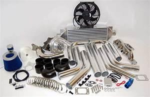 2008 Chevrolet Cobalt Sport Turbocharger Turbo Kit Ecotec