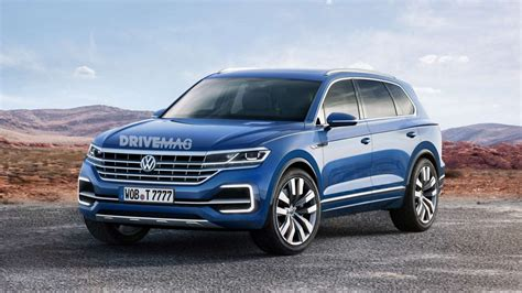 New Touareg 2018 by 2018 Volkswagen Touareg Suv What We Until Now