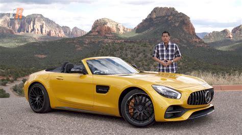 2018 Mercedesamg Gt C Review  I Drive My Dream Car Youtube