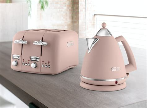 Stylish Toasters And Kettles: 3 Colour Trends For Your