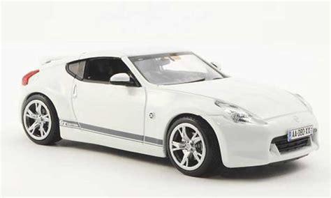 Nissan 370z Gt Edition 2006 J Collection Diecast Model Car