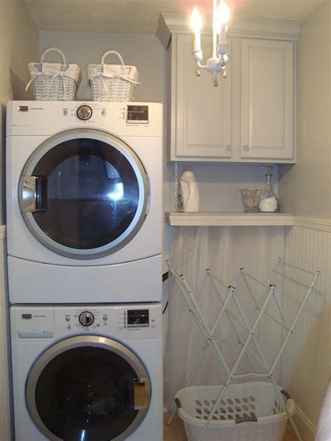 laundry room makeover ideas   mobile home
