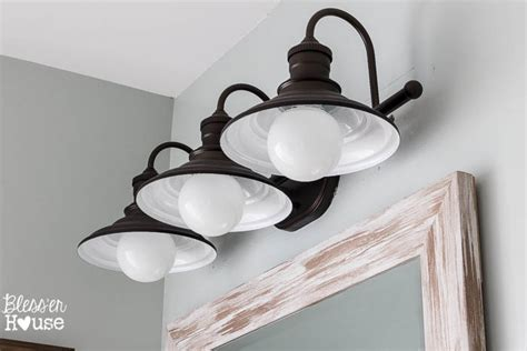 farmhouse style vanity lights lighting design ideas farmhouse bathroom lighting images