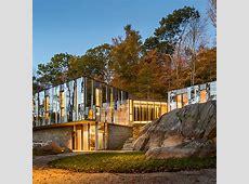 Pound Ridge House by KieranTimberlake reflects its