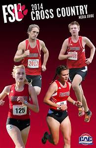 2014 Frostburg State Cross Country Media Guide By Frostburg State University