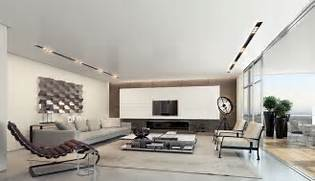 Modern Contemporary Living Rooms by Apartment Interior Design Inspiration