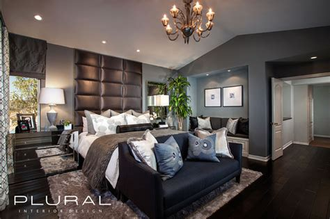 Crate And Barrel Dining Room Furniture by Modern Glam Master Retreat Contemporary Bedroom