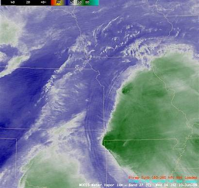 Water Vapor Modis Goes Aµm Subsidence Cimss