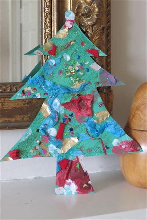 christmas crafts  preschoolers