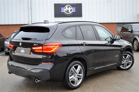 Used 2016 Bmw X1 Xdrive20d M Sport For Sale In West