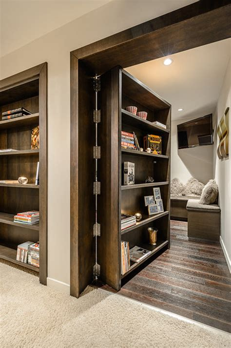 Secret Room Bookcase by 20 Secret Room Ideas You Wanted Since Childhood Hongkiat