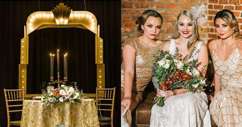 Great Gatsby Themed Wedding POPSUGAR Love &