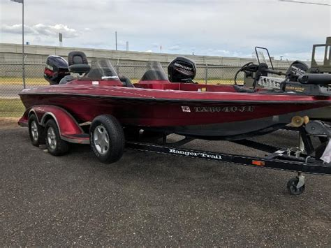 Ranger Bass Boat Wear by Ranger Bass Boats Used519svs Comanche Boattest