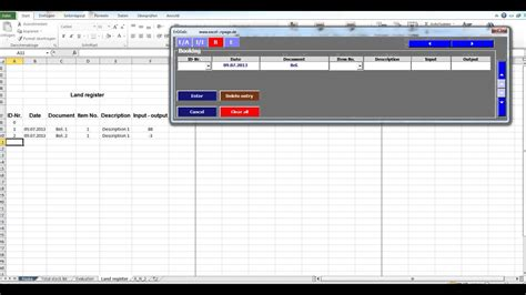 stock program inventory  pictures images  excel vba