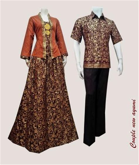 jual promo fashion trendy baju batik couple sarimbit