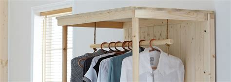 How to make a wardrobe   Ideas & Advice   DIY at B&Q