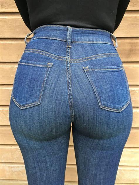 Stephanie Wolf Big Ass In Tight Jeans Stephanie Wolf