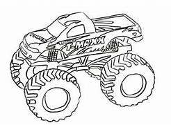 gallery monster truck coloring pages image 5 of 39