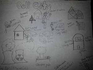 Cell City Analogy Examples Performance Assessments Student Work Samples Zach