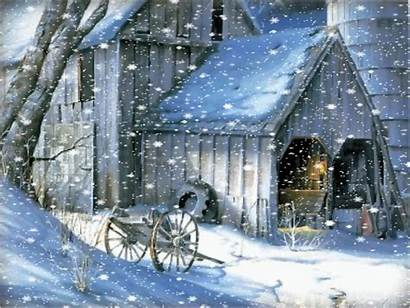 Scenery Winter Clipart Gorgeous 1000 Snow Nature