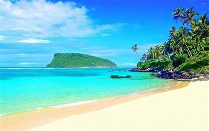 Fiji Islands Beach Wallpapers Wallpaperaccess