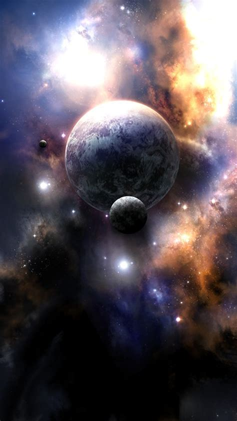 Download hd space wallpapers best collection. Ultra Deep Space HD Wallpaper For Your Mobile Phone