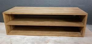 Meuble Hifi Bois : meubles tv hifi les meubles tv et hifi ~ Voncanada.com Idées de Décoration
