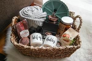 Housewarming, Gift, Basket, Ideas