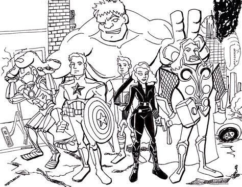 avengers halloween coloring pages festival collections