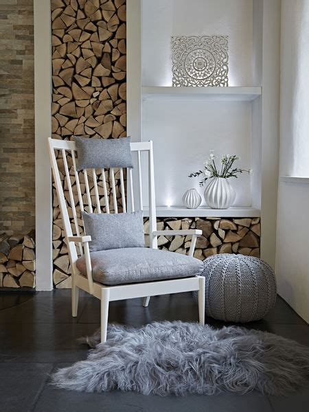 Lotta Chill Out Chair   White